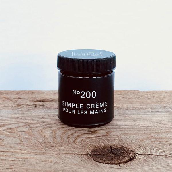 Simple crème pour les mains no 200